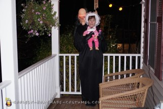 Realistic Baby Abduction that Freaked Out Every Adult at the Party!