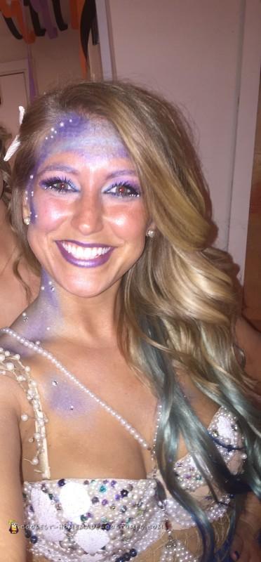 Royal Blue Mermaid Costume