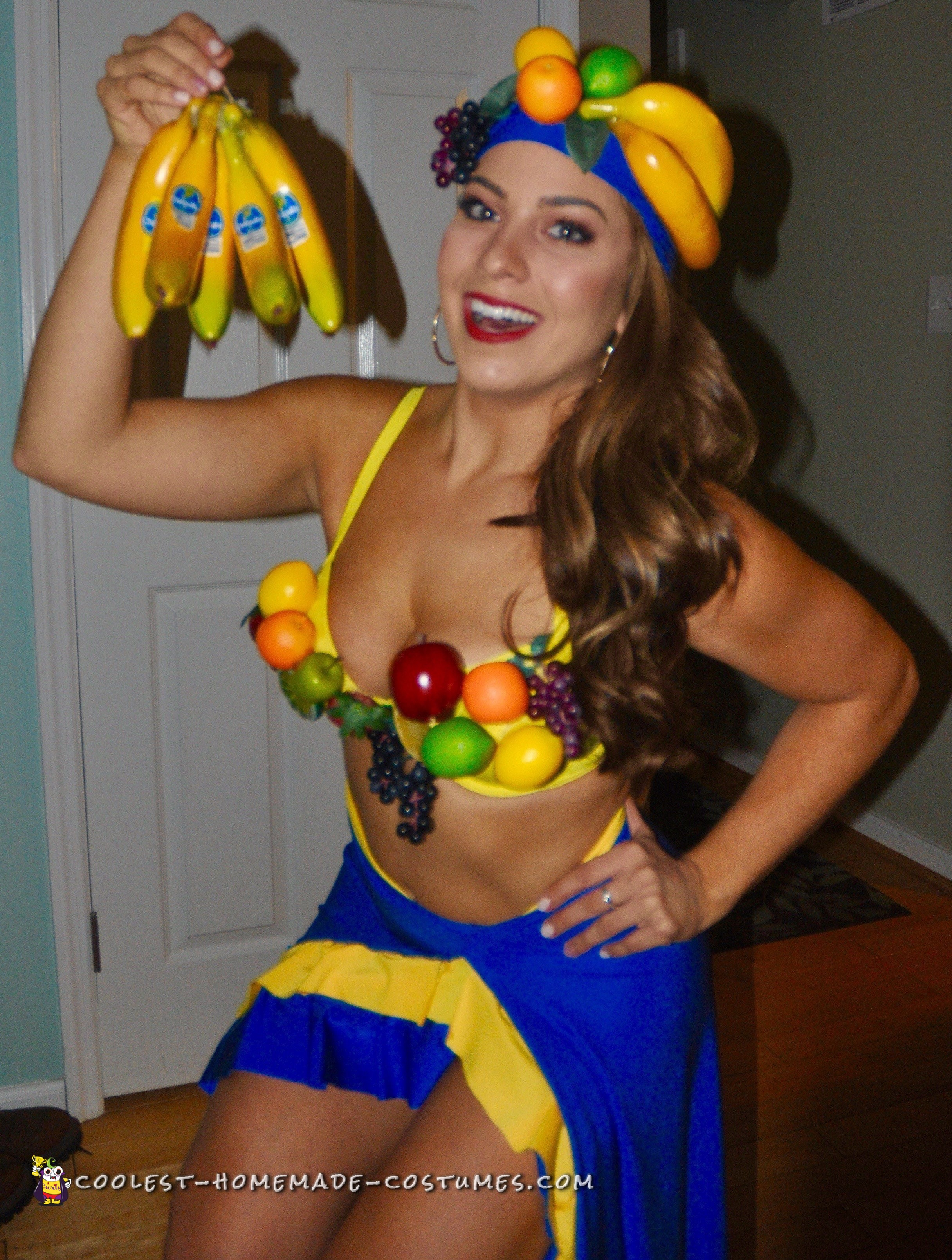 Sexy Chiquita Banana Girl (Carmen Miranda)