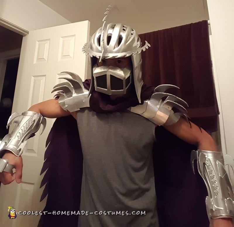 The Shredder Costume from Teenage Mutant Ninja Turtles