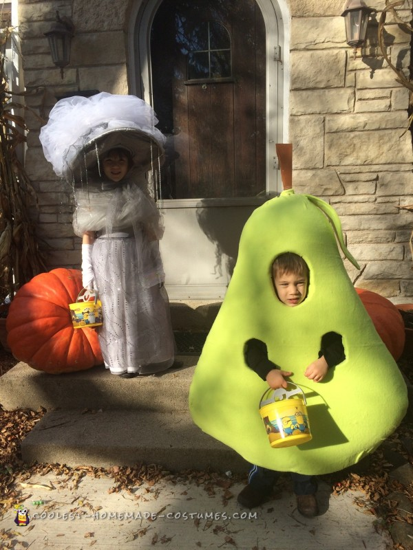 So Your Child Wants To Be a Juicy, Juicy Pear