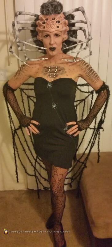 Original Spider Woman Costume
