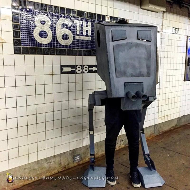 ATST at the subway