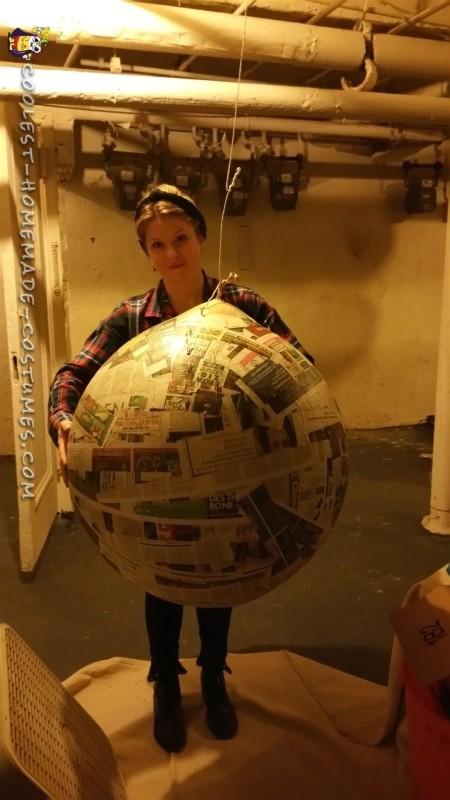 Laura's paper mache