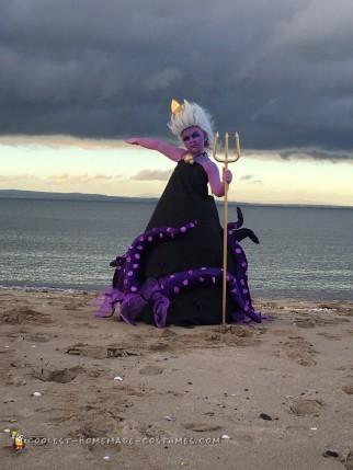 Beautiful Ursula Costume