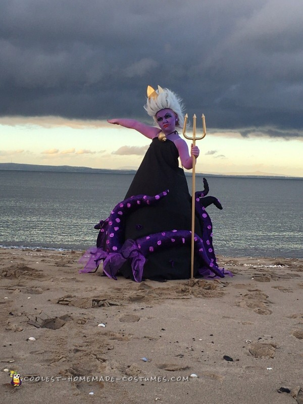 Beautiful Ursula Costume