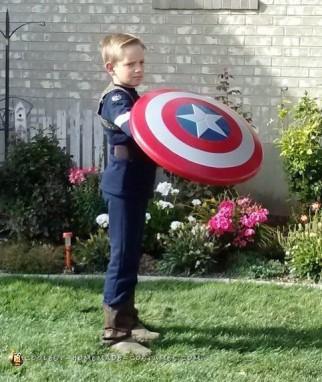DIY Super Hero Family Costumes