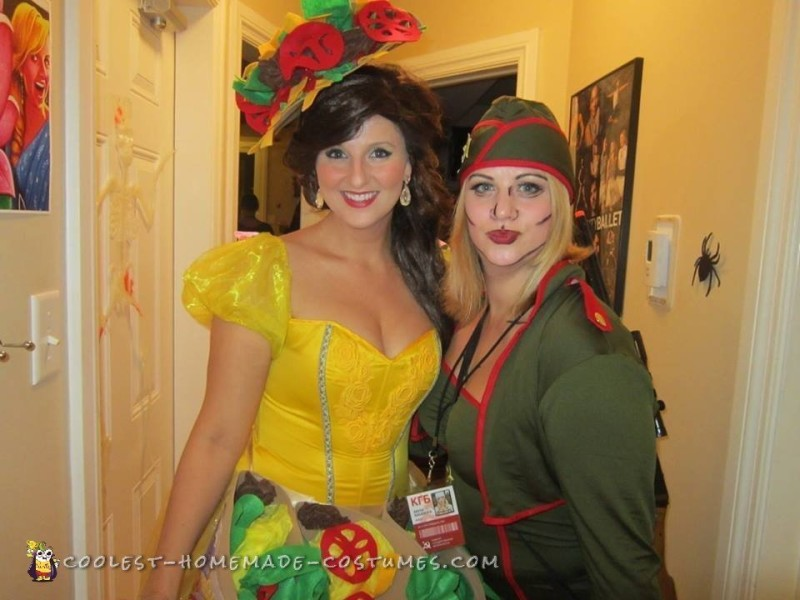 Taco Belle Wordplay Costume - 3