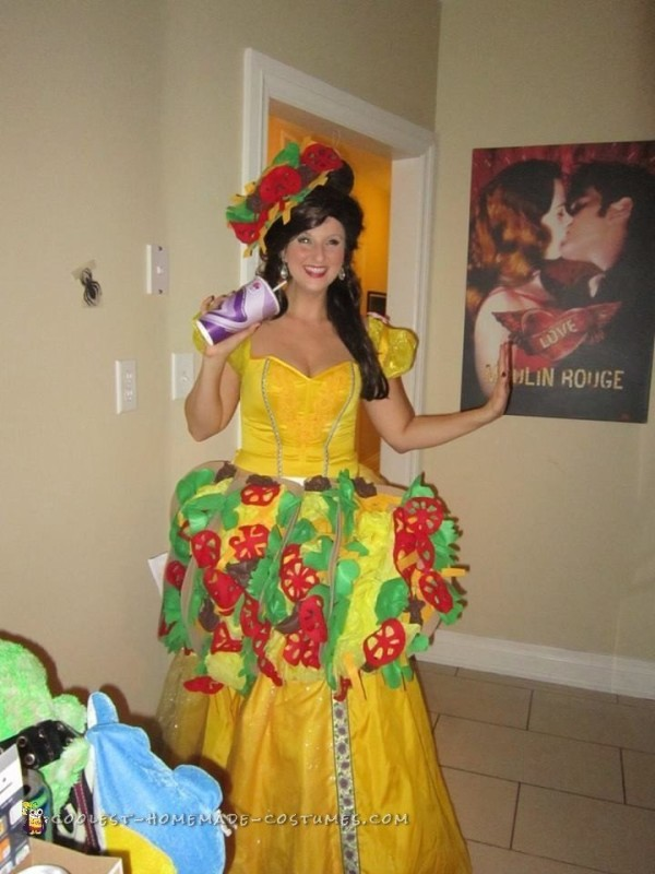 Taco Belle Wordplay Costume