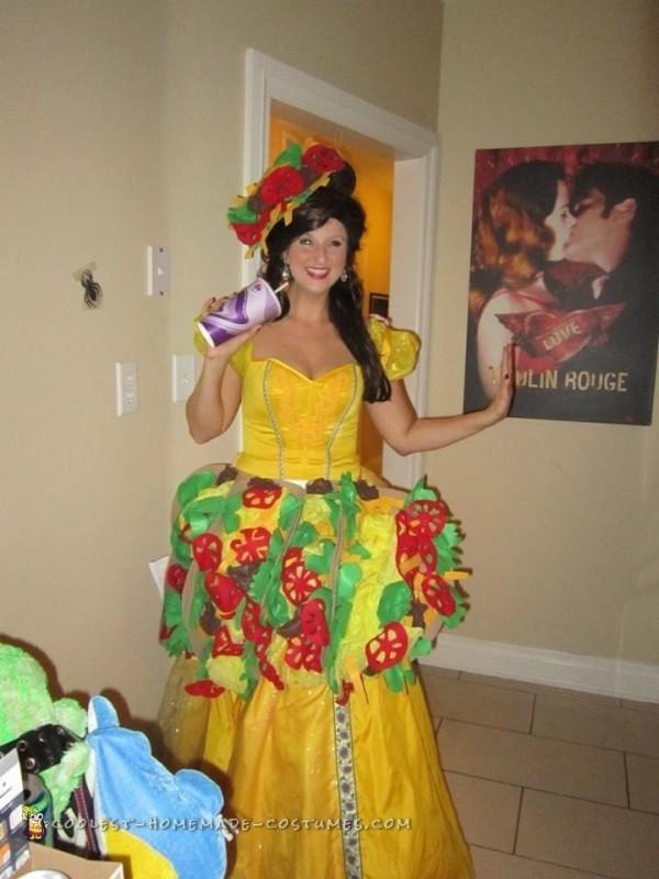Taco Belle Wordplay Costume