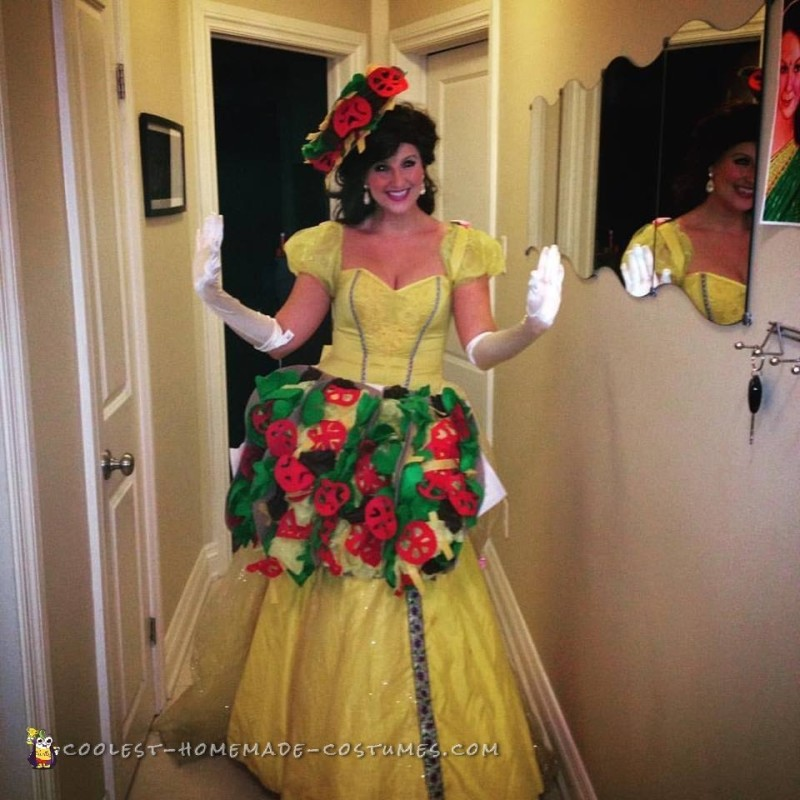 Taco Belle Wordplay Costume - 2
