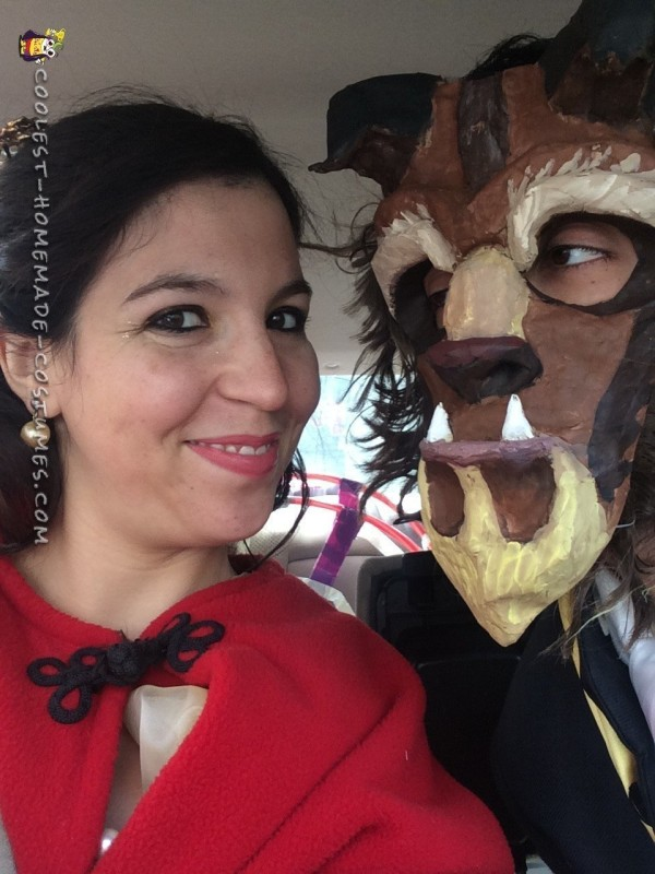 Tale as Old as Time – Beauty and the Beast Couple Costume - 3