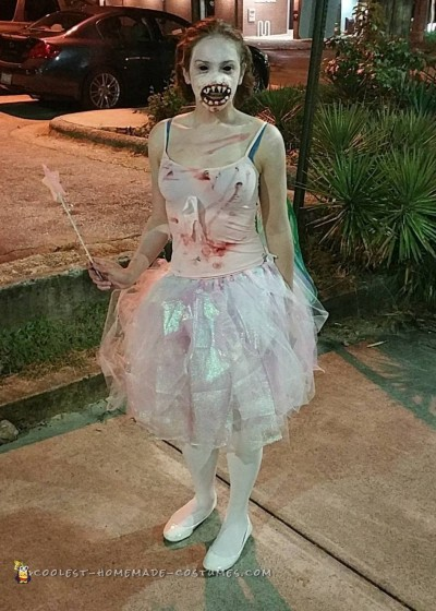 Terrifying Tooth Fairy Costume
