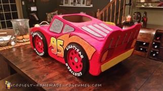 Amazing Lightning McQueen Costume