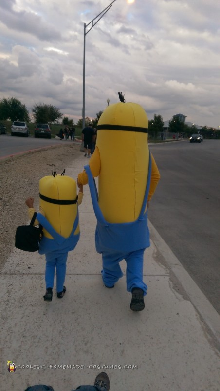 The Best Minions Costumes with Scarlett Overkill - 4