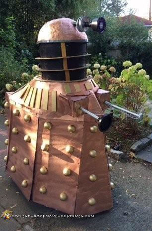 Coolest Dalek Costume