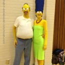 The Greatest Simpsons Costume Ever