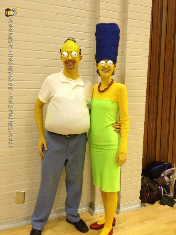 The Greatest Simpsons Costumes Ever