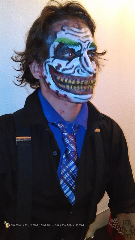 The Joker Costume - Alive and Well