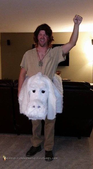 Coolest Neverending Story Couple Costume