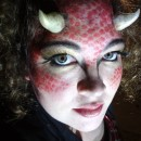 The Ruby Dragon - Women's Costume