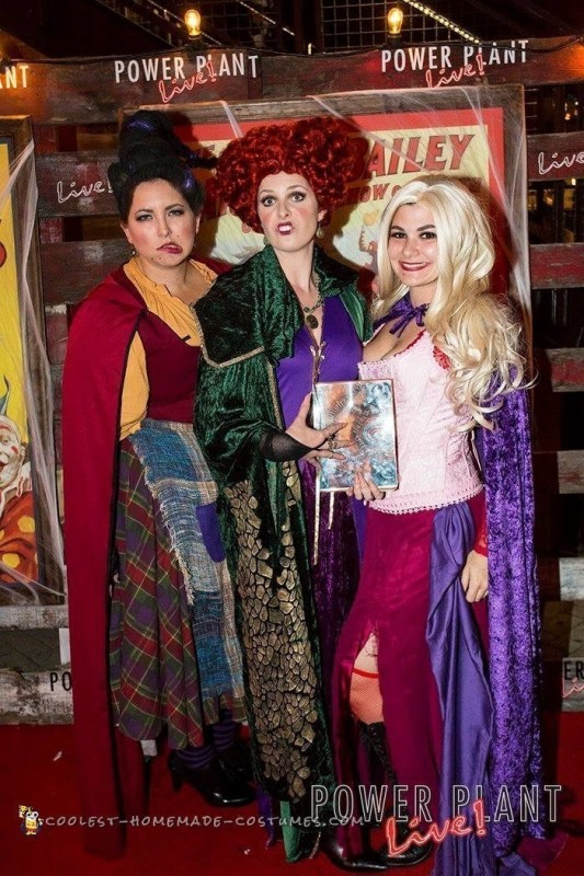 The Sanderson Sisters Costumes from Hocus Pocus - 1