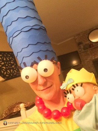 Coolest DIY Simpsons Family Costumes