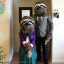 Coolest Sloth Couple Costume