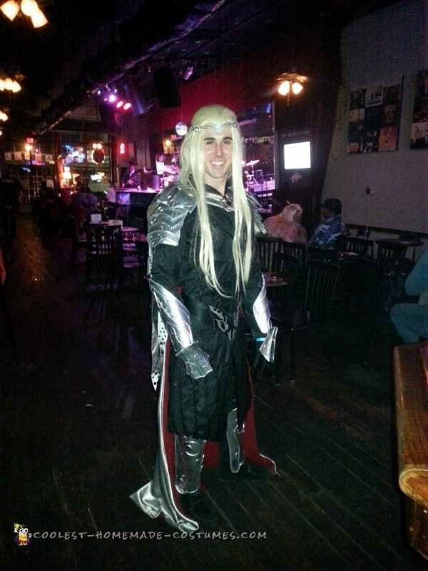 """Thranduil Costume from """"Battle of the Five Armies"""" Cosplay - 1"""