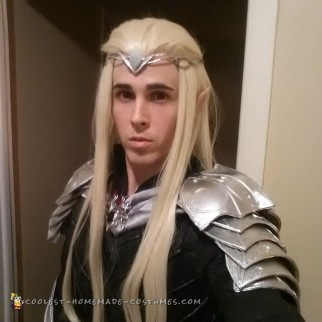 "Thranduil Costume from ""Battle of the Five Armies"" Cosplay"