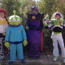 To Infinity and Beyond Family Costumes
