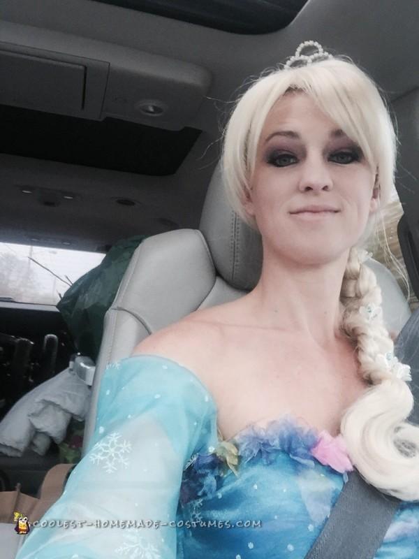 Elsa's Makeup