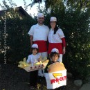 Totally Tasty In-N-Out Family