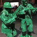 Toy Soldiers Couple Costume