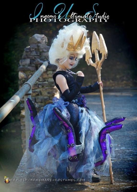 Ursula Side View!