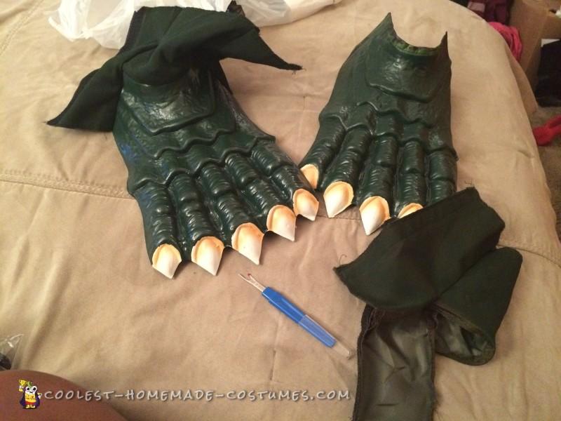 Dragon Feet