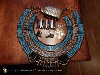 Walk like an Egyptian-Nefertiti Costume