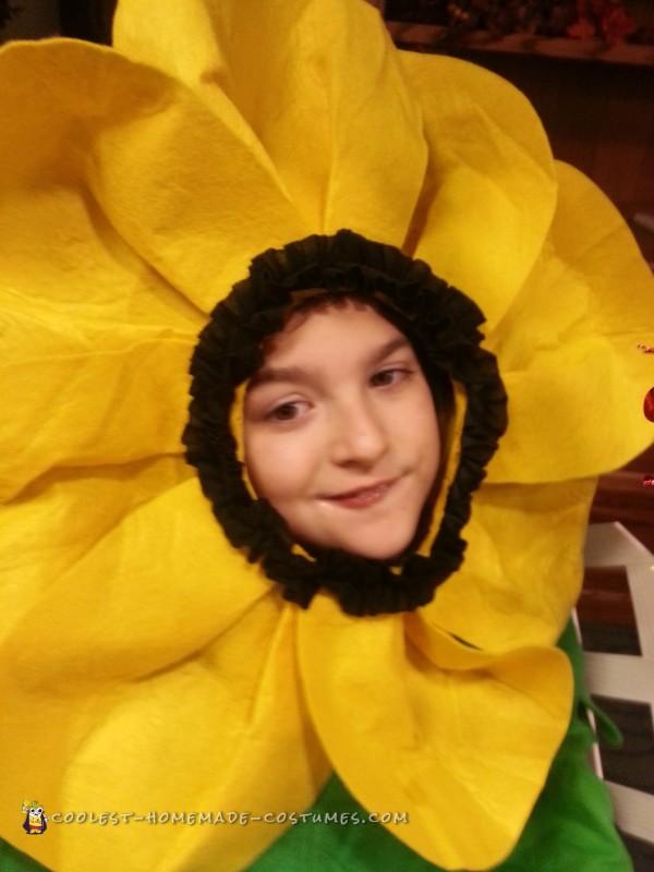Wheelchair Flower Garden Costume - 3