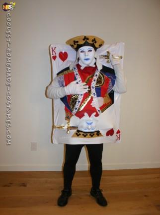 Winning Poker Hand Family Costumes