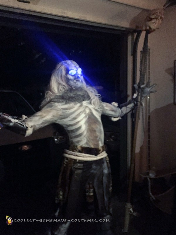 White Walker Costume from Game of Thrones - 2
