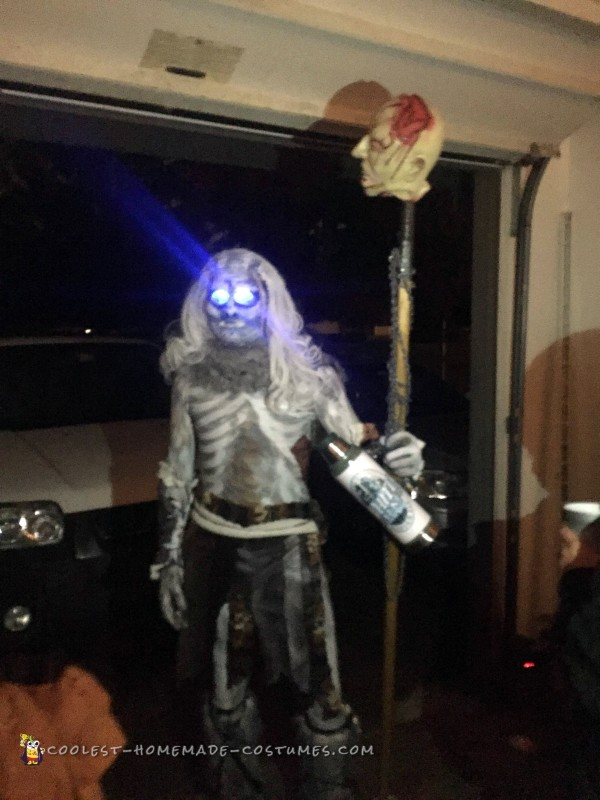 White Walker Costume from Game of Thrones - 1