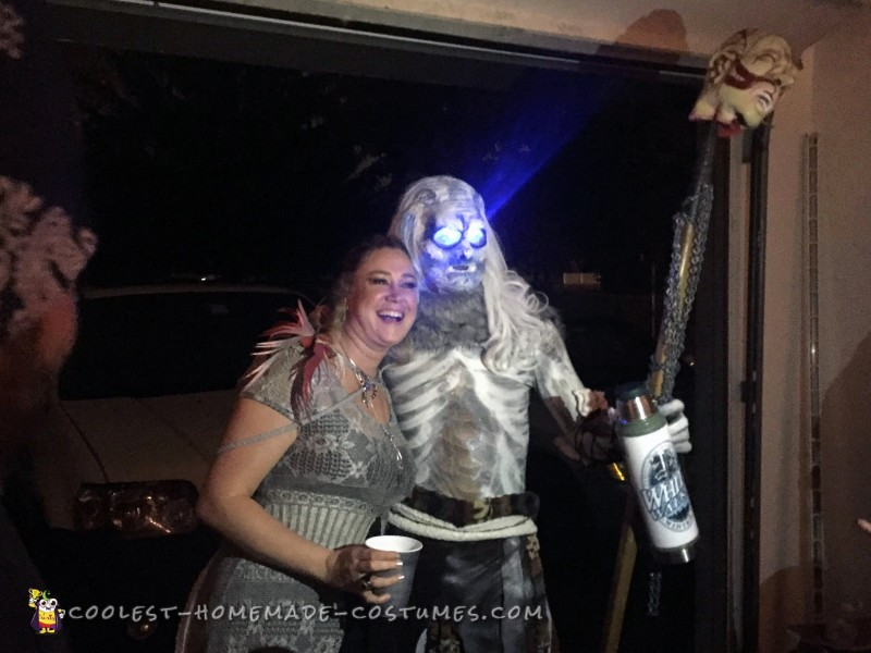 White Walker Costume from Game of Thrones - 3