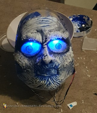 White Walker Costume from Game of Thrones