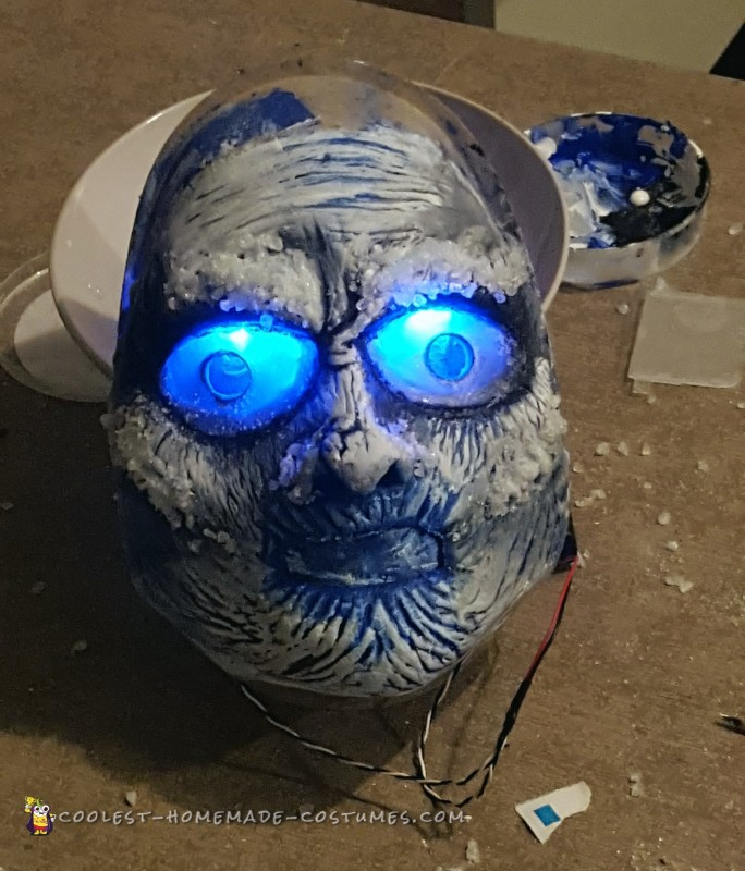 White Walker Costume from Game of Thrones - 5