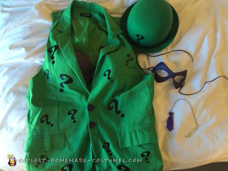 Women's Riddler Costume - 2