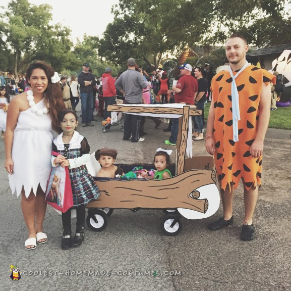 Flintstones Family Costumes