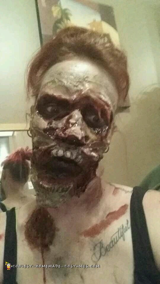 Zombie Mommy Costume
