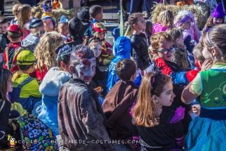 Creepy Zombie Costume