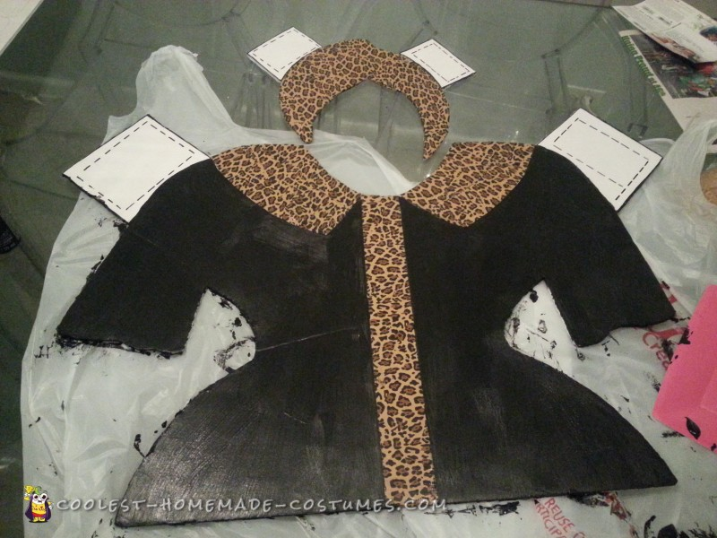 1950's Chic Paper Doll Costume - 5