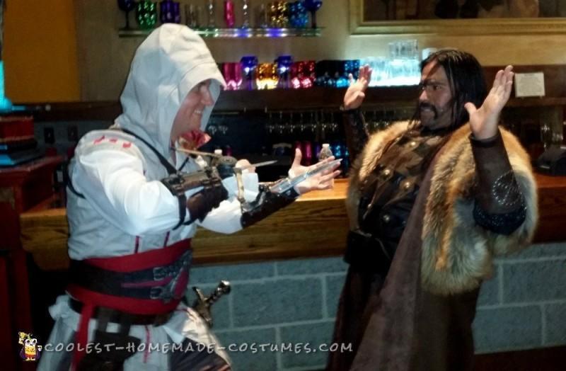 Assassin's Creed 2 Ezio Auditore Costume - 7